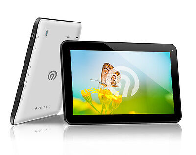 NINETEC Inspire 10 Zoll Tablet PC Android 5.1 WLAN Dual Kamera Bluetooth 1GB RAM