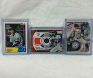 2019-Topps-Tribute-Triple-Relic-George-Springer-24-25-Stamp-Relic-64-150-83AS-7
