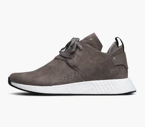 Détails sur Adidas NMD c2 nmd_c2 Trainers simple brownwhite by9913 UK 7, 8 afficher le titre d'origine