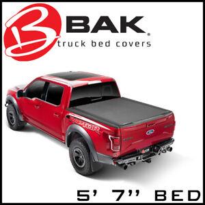 "BAK Revolver X4s Hard Rolling Tonneau Bed Cover fits 09-20 Dodge RAM 1500 5' 7"""