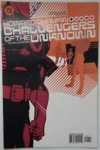 2004-CHALLENGERS-OF-THE-UNKNOWN-1-VG-INV22465