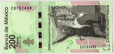 #310622 65-70 Unc 200 Pesos Km:129 2008-09-15 To Reduce Body Weight And Prolong Life Mexico 2008