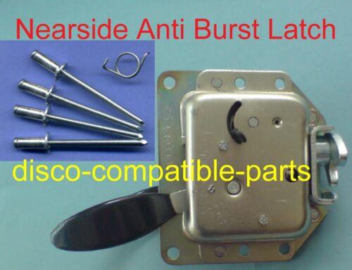 Land Rover Anti Burst Lock Repair Spring Kit Near Side