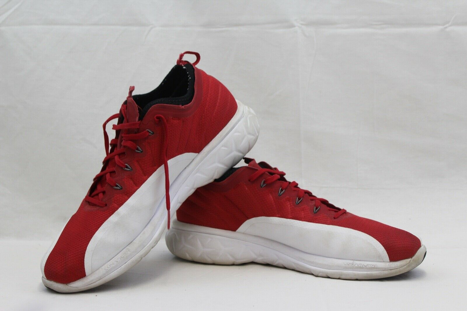 Air Jordan Two 3 Jumpman 23 Red White Men's Size 12 FREE SHIPPING