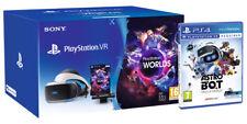 Sony PlayStation VR (PSVR) V2 + Camera + VR Worlds + Astro Bot