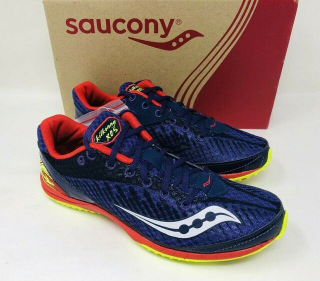 Saucony Kilkenny XC5 Men's Track Shoes Purple Red S29004 5 Pick A Size