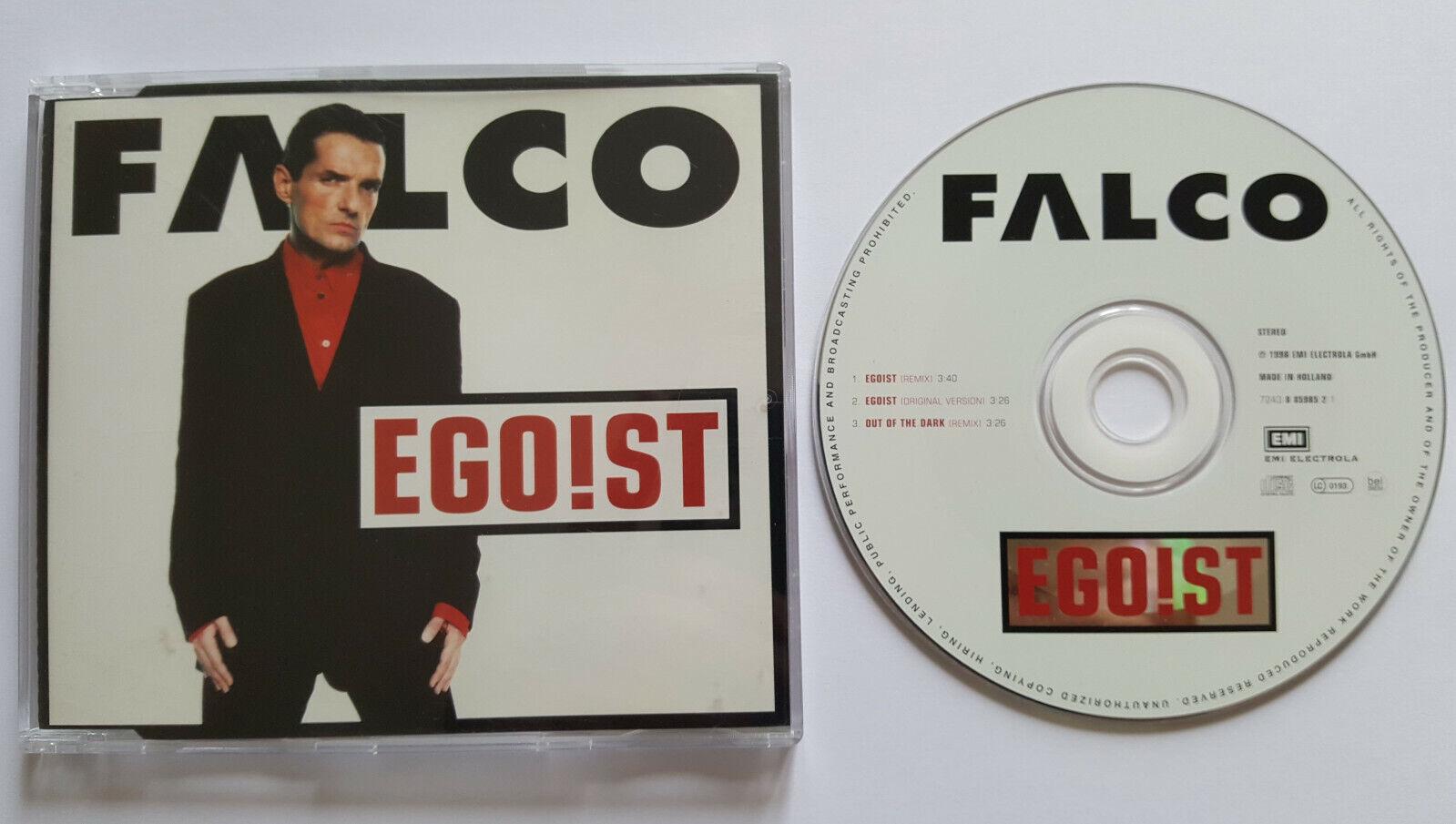 falco egoist text