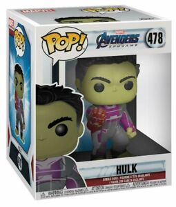 Vinyl-Marvel Avengers Issue Hulk #478 Funko POP NOUVEAU /& Sealed