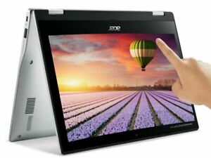 """NEW Acer 2-in-1 Touchscreen 11.6"""" IPS HD Chromebook 32GB SSD 4GB Webcam Spin 311"""