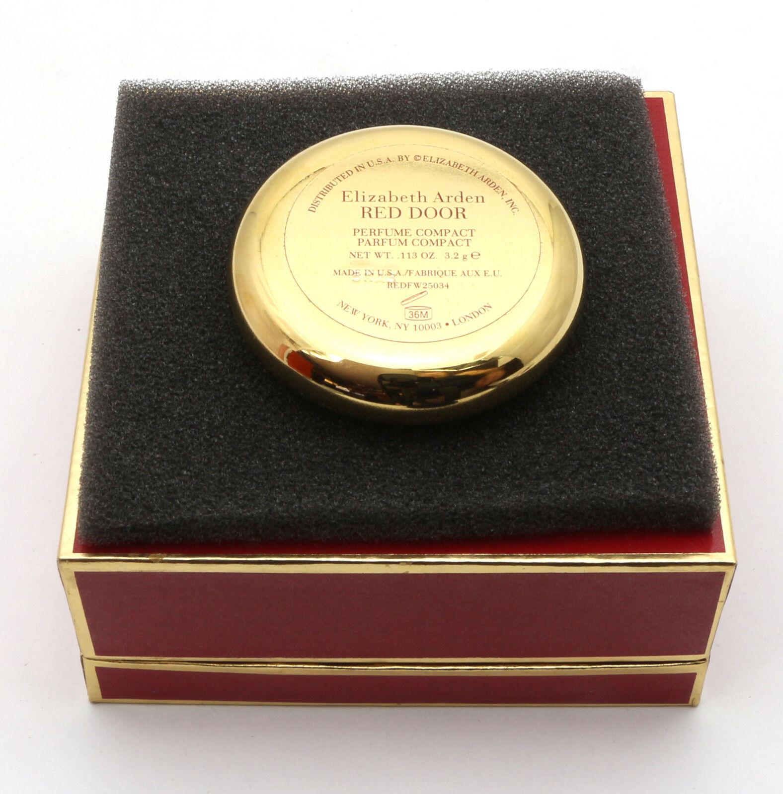 Red Door By Elizabeth Arden For Women Parfum Solid Compact 11 Oz Ebay