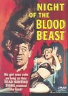 Night of The Blood Beast 0089218420794 With Ed Nelson DVD Region 1
