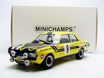 OPEL Commodore A Steinmetz 24h Spa 1970 #8 Pilette Gosselin Minichamps 1:43