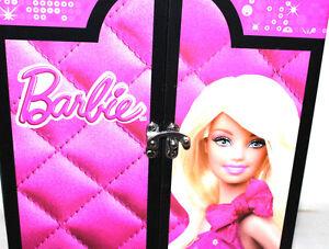 Barbie Vanity Light Up Mirror : Barbie Makeup Vanity Case 68 Pieces eBay