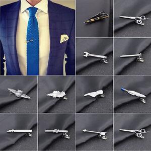Men-Metal-Tie-Clip-Bar-Necktie-Pin-Clasp-Clamp-Wedding-Charm-Creative-Gifts
