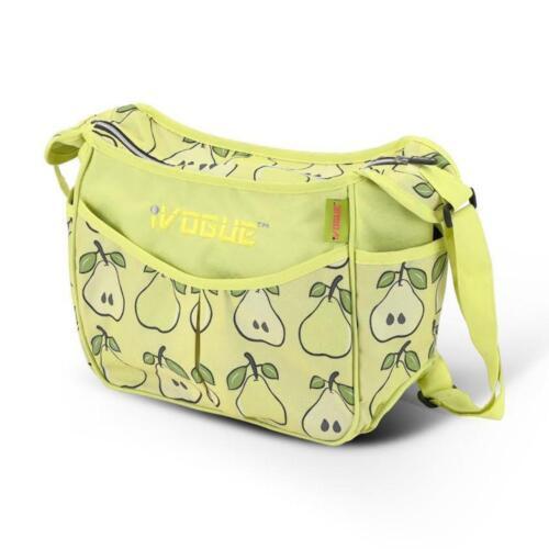 iVogue Designer Changing Bag Apple