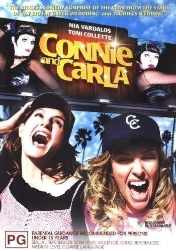 Connie And Carla (DVD, 2004)