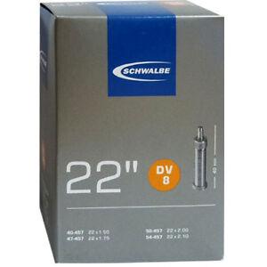 Schwalbe-DV-8-Llanta-de-Bicicleta-22-22x1-1-8-1-3-8-28-37-489-501-dv32mm