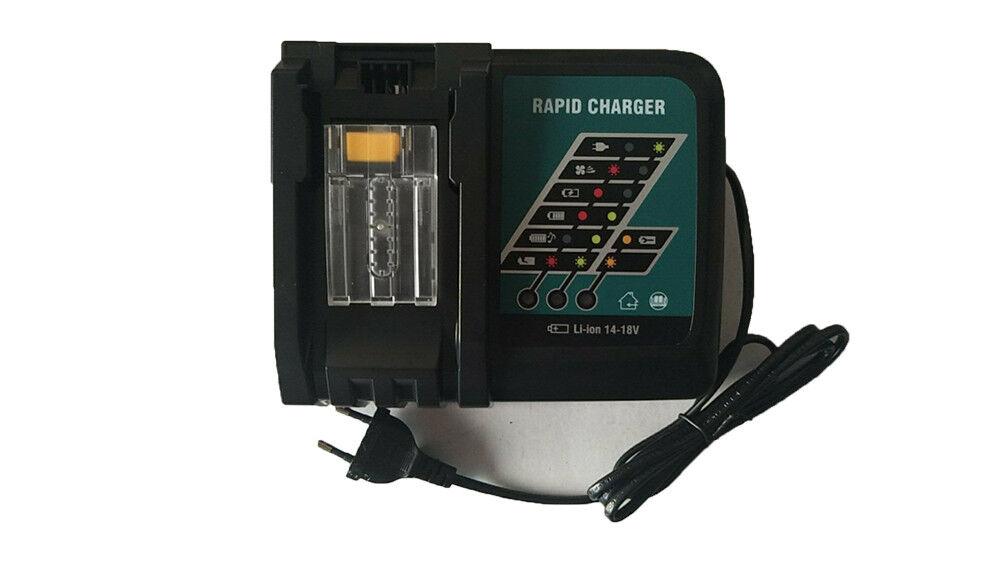 3x Makita Charger Ladegerät 18V 14.4V DC18RC DC18RA DC18SC für BL1430 BL1830 40