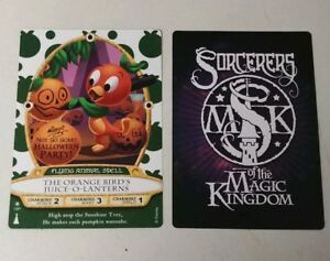 Sorcerers-of-the-Magic-Kingdom-2018-Halloween-Party-Card-Orange-Bird
