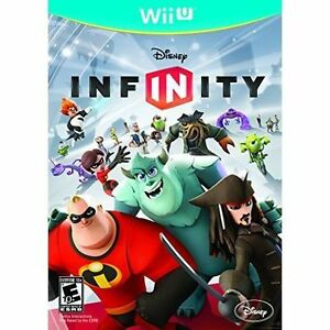 Wii U Disney Infinity 1 0 3 Kids Game Only No Base Or