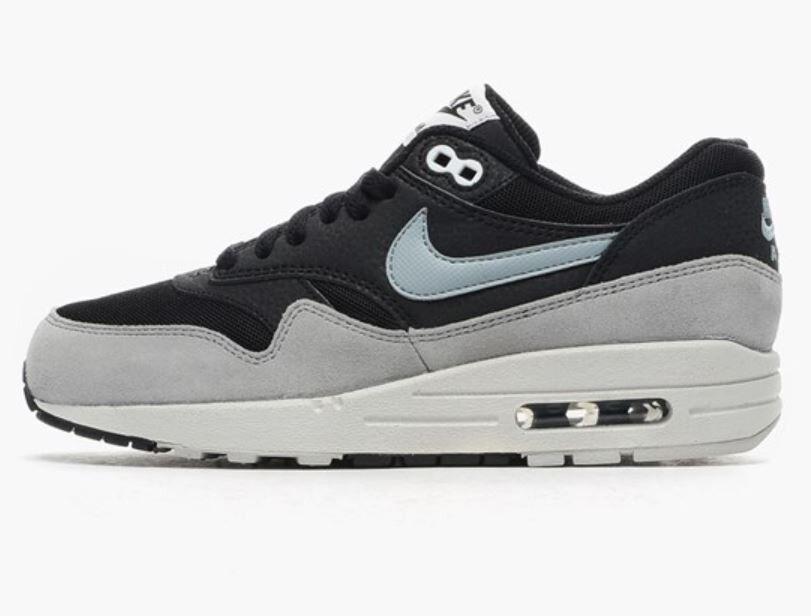 Nike Air Max 1 dove Essential WMNS 36,5 schwarz dove 1 Grau platin 599820 012 21d1ee