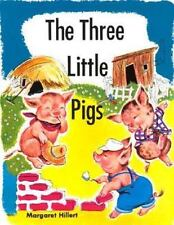 The Three Little Pigs, Softcover, Beginning to Read Modern Curriculum Press Beg