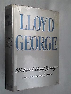 Antiquitäten & Kunst 2019 Mode Richard Lloyd George.lloyd George.dwyfor.1st/1 H/b 1960,bw Photos,biography