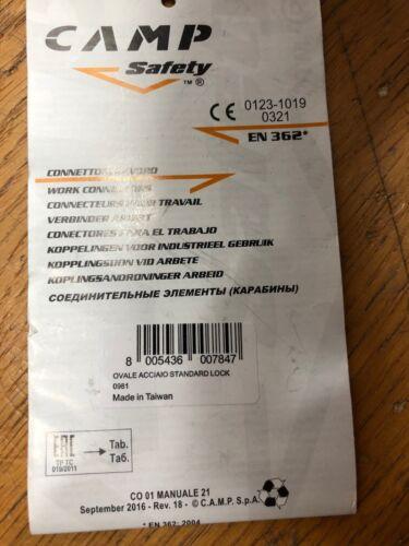 Champ Safety Karabiner Haken Schnellverschluss 1019kN Tragkraft