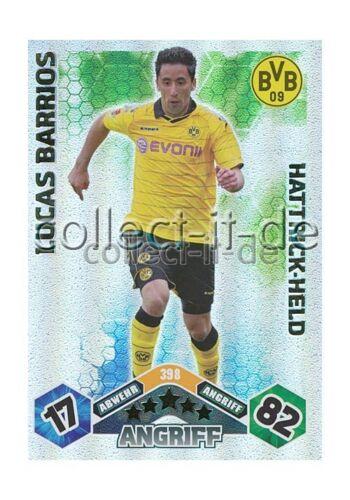 Match coronó 10//11-398-Lucas Barrios-Trick-héroe