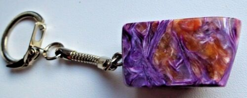 CHAROITE polished key trinket20gr.