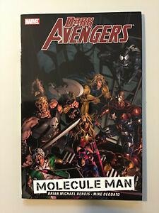 Dark Avengers Vol 2 Molecule Man TPB (2009-2010 Marvel) by Bendis Deodato
