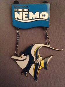 Disney Auction Exclusive Finding Nemo Pin Limited Edition Le 100 Pixar Rare Ebay