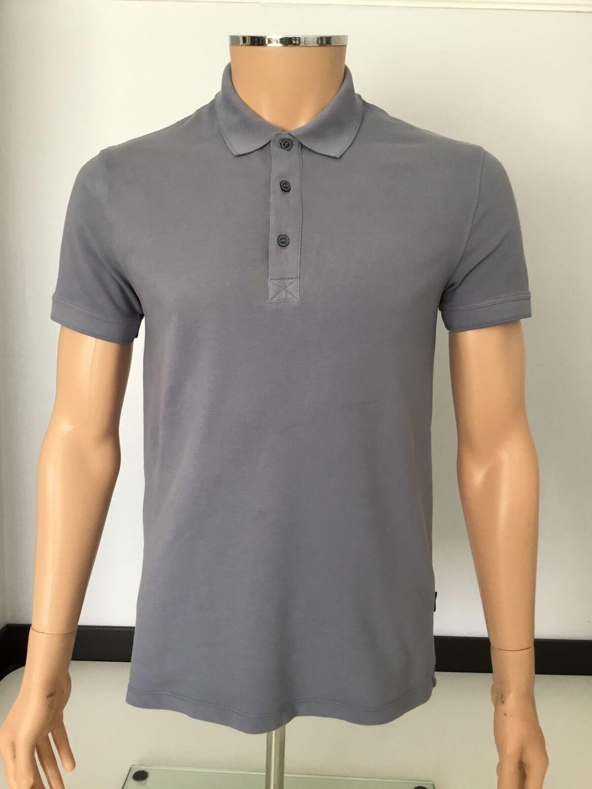 6de265ce Hugo Boss Men's Polo Slim Fit T Shirt, Size Small, Grey, Vgc ...