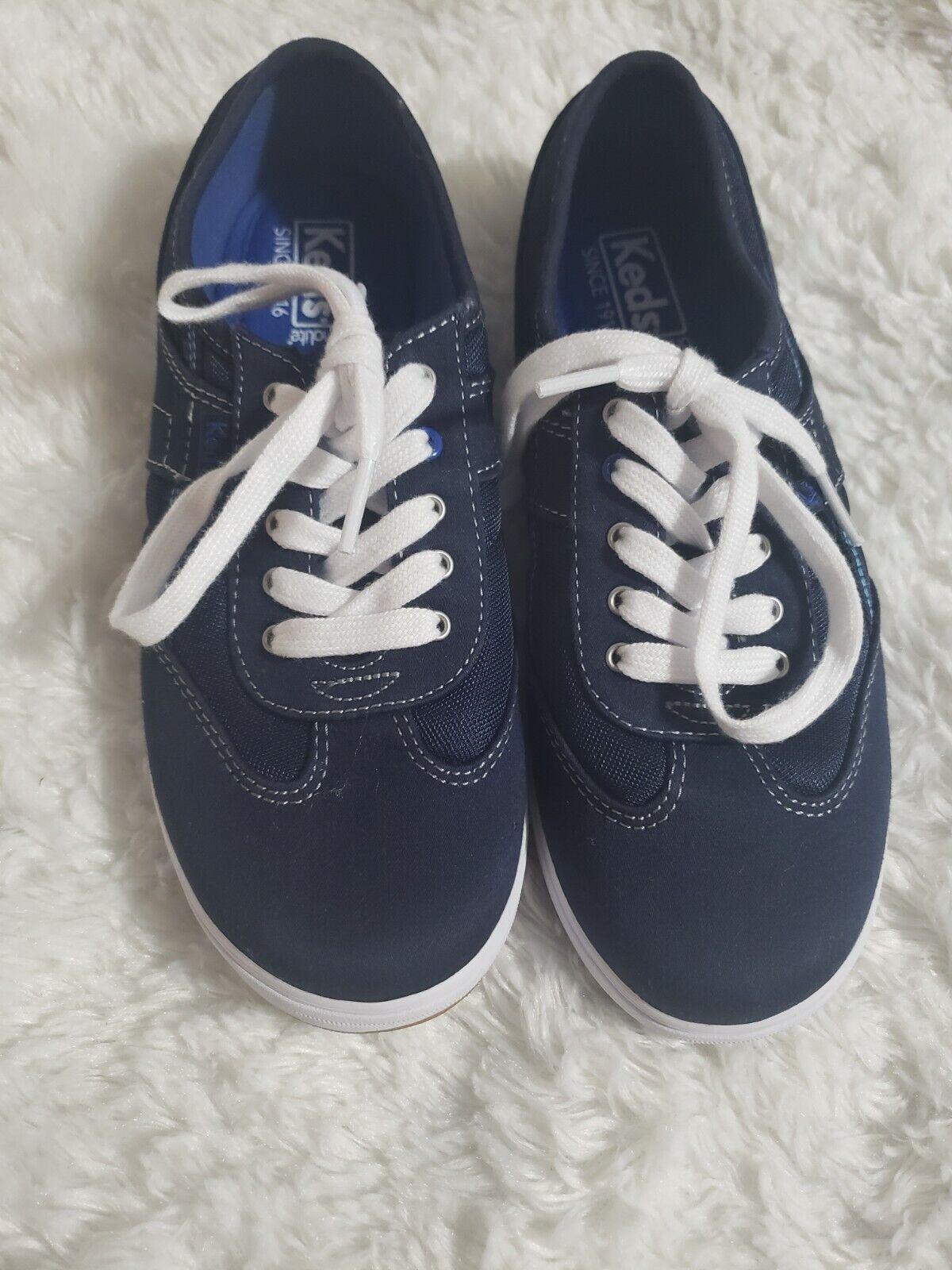 Craze II Navy Shoes