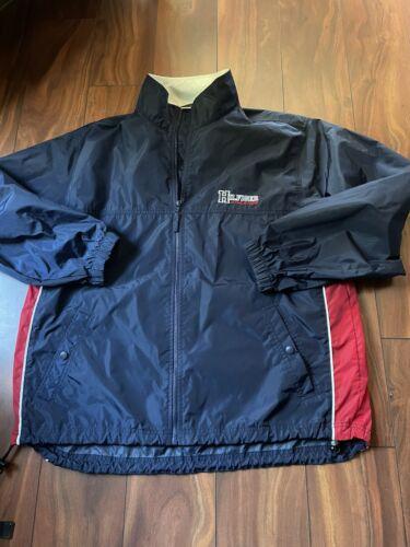 Vintage Tommy Hilfiger Athletics Windbreaker Jacke