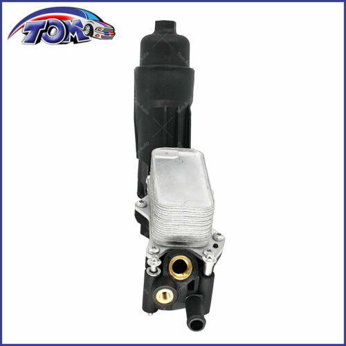 New Oil Filter Housing Adapter w// Oil Cooler Fits Jeep Dodge Chrysler Ram 3.6 V6