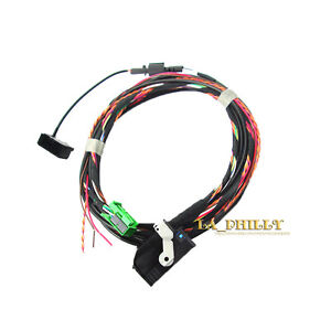 s l300 oem microphone bluetooth wiring harness loom for vw rcd510 bluetooth wiring harness at readyjetset.co
