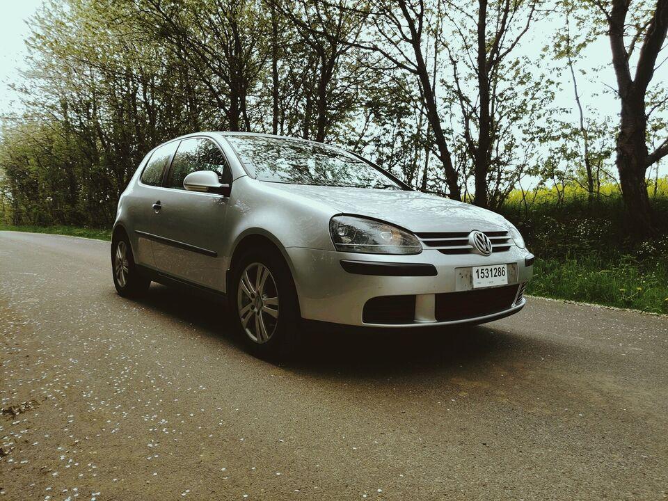 VW Golf V, 1,6 FSi Trendline, Benzin