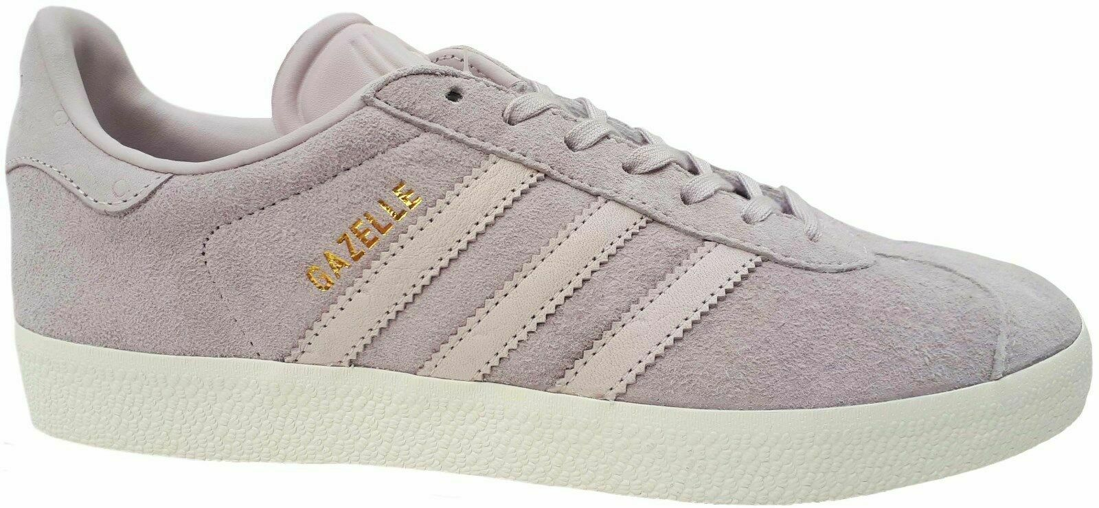 Adidas Gazelle W Neu Damen Turnschuhe Schuhe Training Original BY8871 Gr 36 2 3