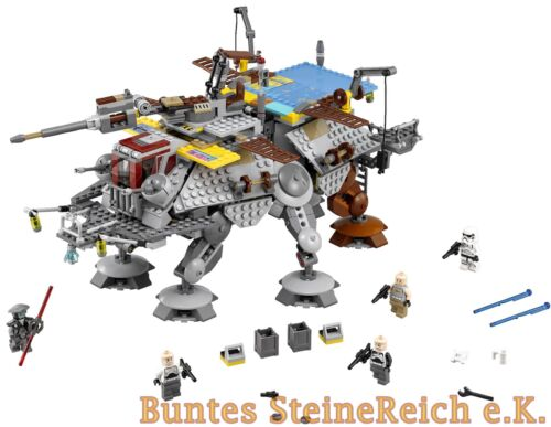 75157 Captain Rex/'s AT-TE™ /& 0.-€ Versand NEU /& OVP ! LEGO® Star Wars™