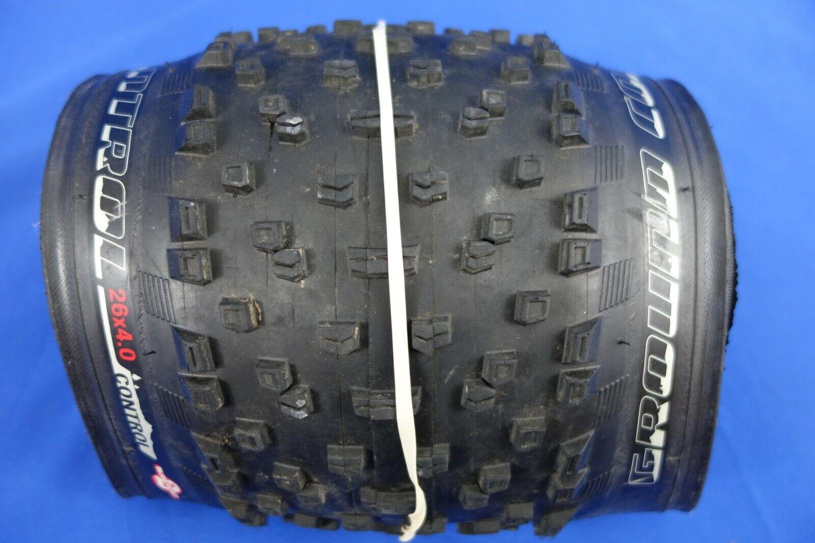 Specialized Ground Control 26  x 4.0  Fat Bike Tire - 2 Bliss Ready - Folding