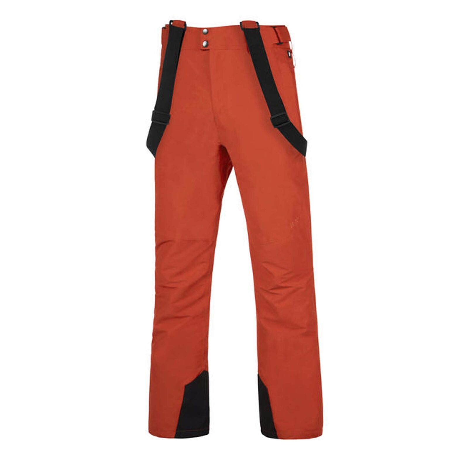 Predest Mens Oweny Ski Snowboard Snow Pants orange