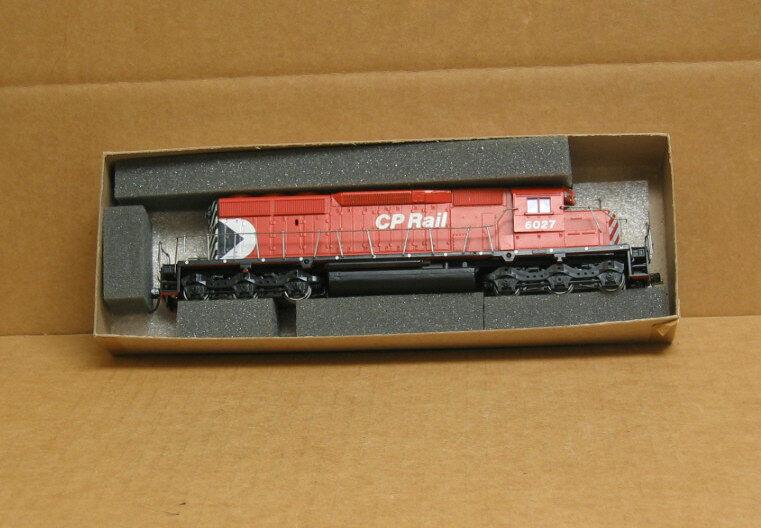 Athearn HO CP Rail SD40-2