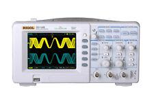 Rigol Oscilloscope 100MHz DS1102E 1G + DG1022 FG 20Mhz