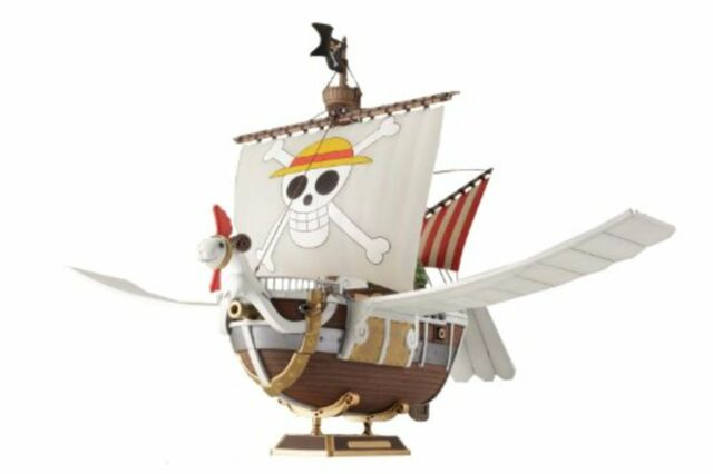 One Piece: Going Merry Ship Flying Model kit Free Shipping w/Tracking# New Japan