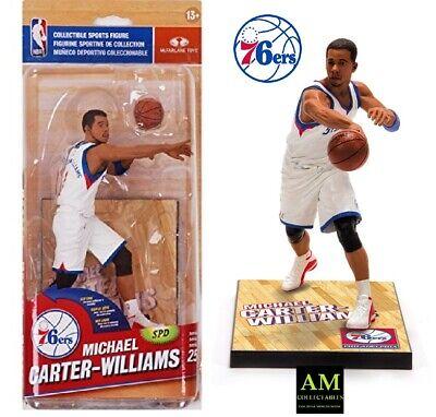 "NBA ~ Michael Carter-Williams 7/"" Series 25 Action Figure #NEW McFarlane"