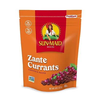 Sun-Maid California Zante Currants - 8 OZ (Pack - 3) | eBay