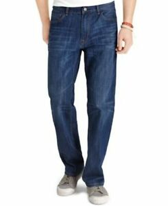 Coupe Et 33x32 Jeans Grande Izod Vintage Large Coupe Relax Dark pqBFnSx
