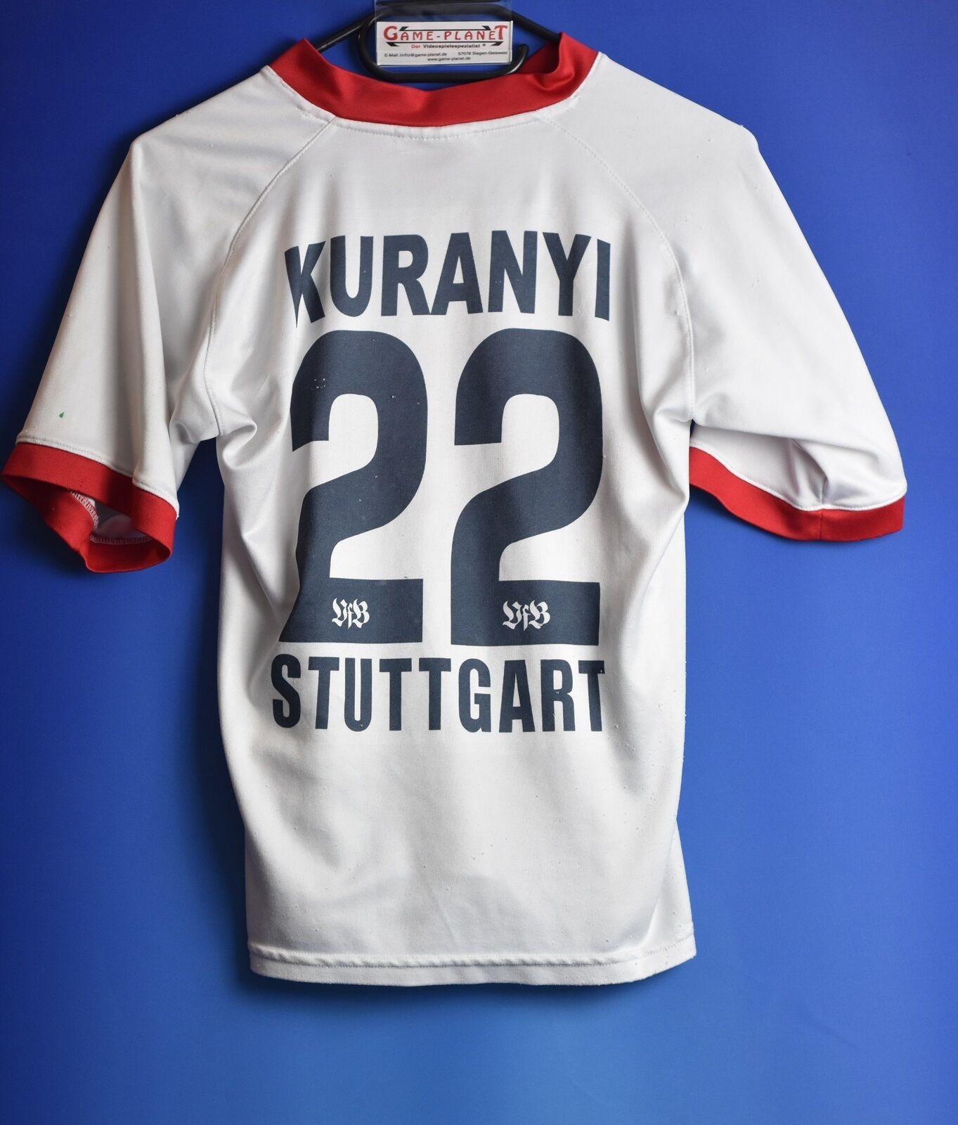 Trikot VfB Stuttgart signiert Gr.164 Bundesliga Trikot Trikot Trikot Liga 1 Unterschriften b7f8c7
