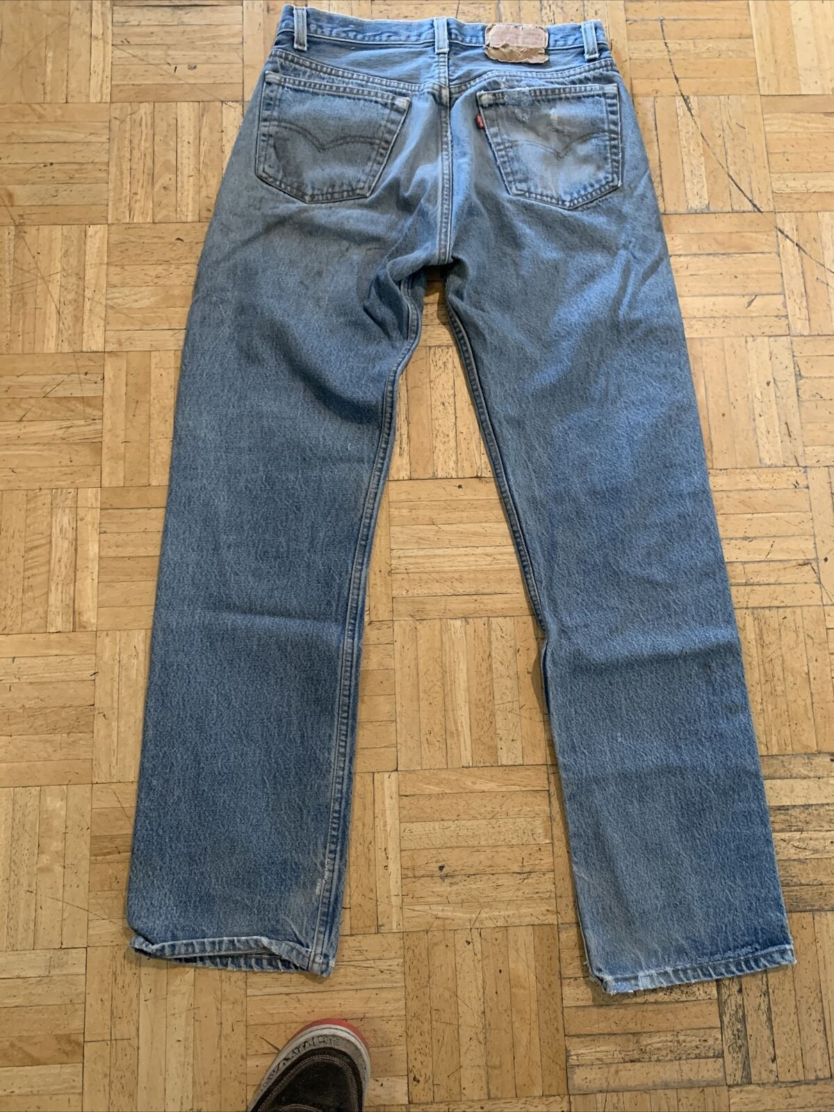 vtg levis 501 made in usa (9) - image 5